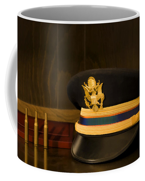 Fallen Heroes Coffee Mug featuring the photograph Fallen Heroes by Steven Richardson