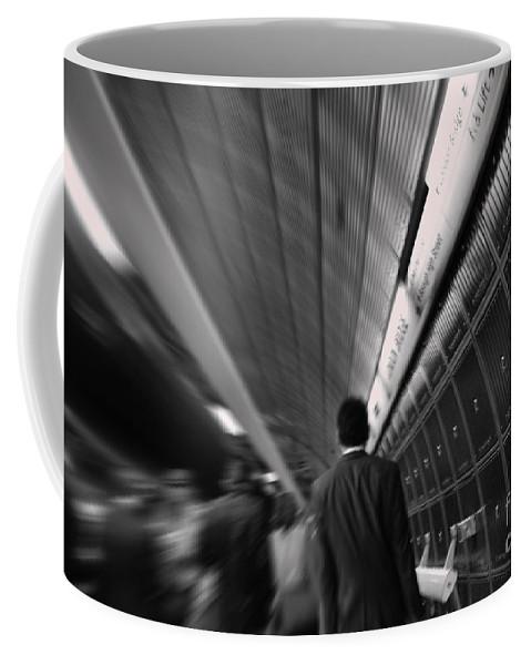 Yhun Suarez Coffee Mug featuring the photograph Fast Lane by Yhun Suarez