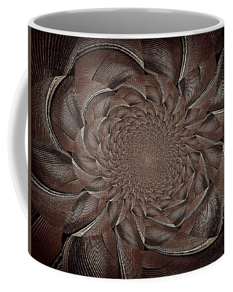 Nature Coffee Mug featuring the photograph Feathers In Bloom by Chris Berry