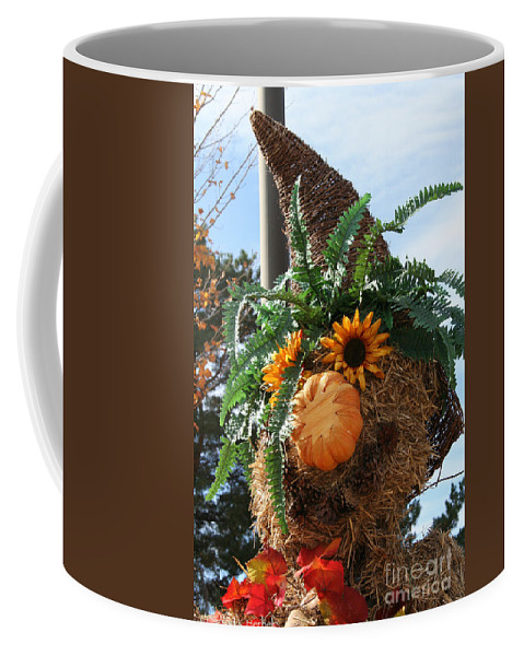 Outdoors Coffee Mug featuring the photograph Fern Haired by Susan Herber