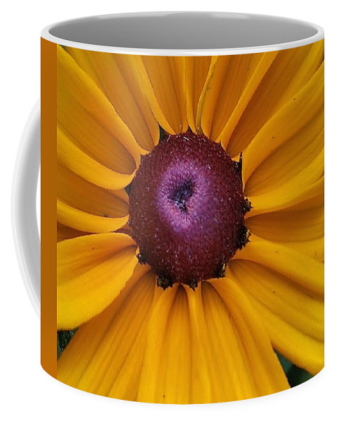Flora Coffee Mug featuring the photograph Flawless Susan by Bruce Bley