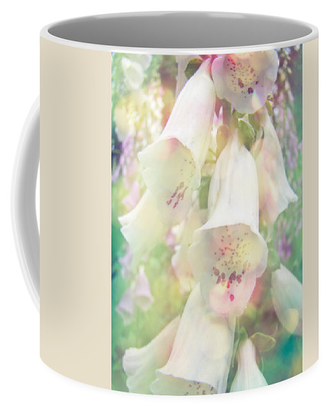 Foxgloves Coffee Mug featuring the photograph Foxgloves by Mother Nature