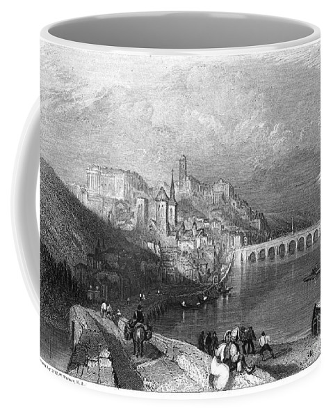 1835 Coffee Mug featuring the photograph France: Blois by Granger