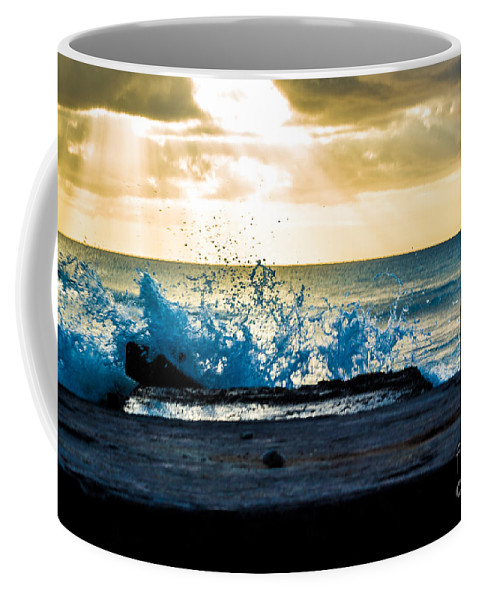 Bvi Coffee Mug featuring the photograph From The Heavens by Rene Triay Photography