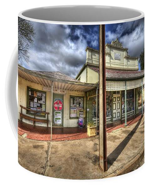 Store Coffee Mug featuring the photograph General Store by Wayne Sherriff