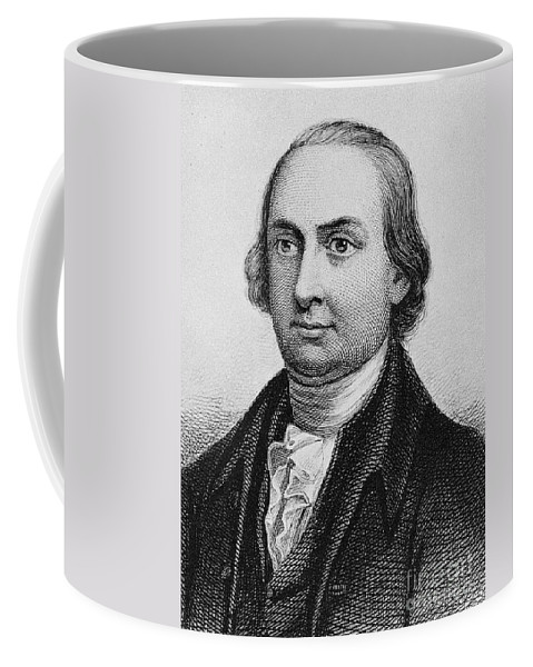 18th Century Coffee Mug featuring the photograph George Walton (1749-1804) by Granger