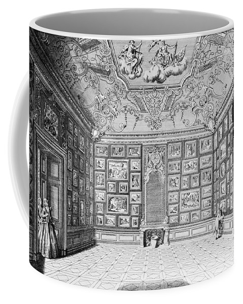 1731 Coffee Mug featuring the photograph Germany: Gallery, 1731 by Granger