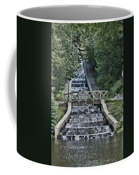 Gnoll Estate Country Park Coffee Mug featuring the photograph Gnoll Country Estate by Steve Purnell