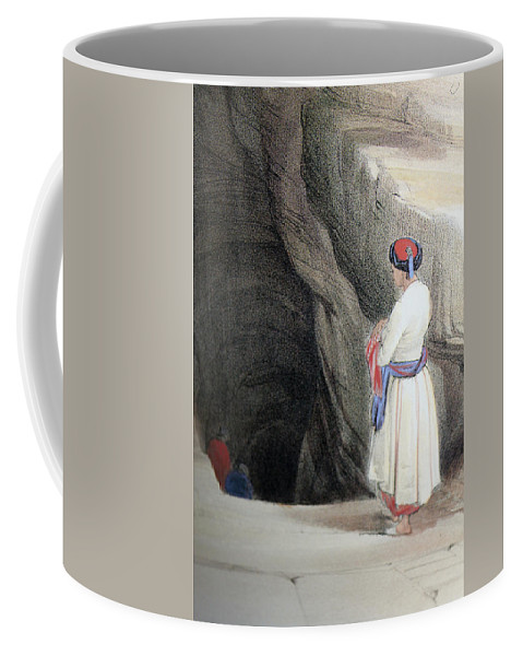 Going Coffee Mug featuring the photograph Going Down by Munir Alawi