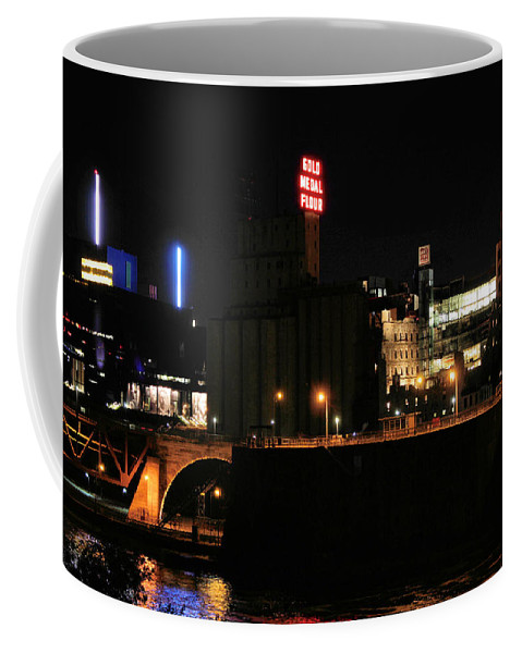 Gold Medal Flour Coffee Mug featuring the photograph Gold Medal Flour by Kristin Elmquist