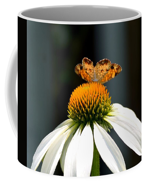 Golden Coffee Mug featuring the photograph Golden Odyssey by Maria Urso