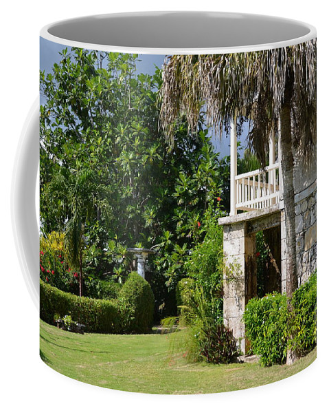 Jamaica Coffee Mug featuring the photograph Good Hope Estate by Carol Bradley