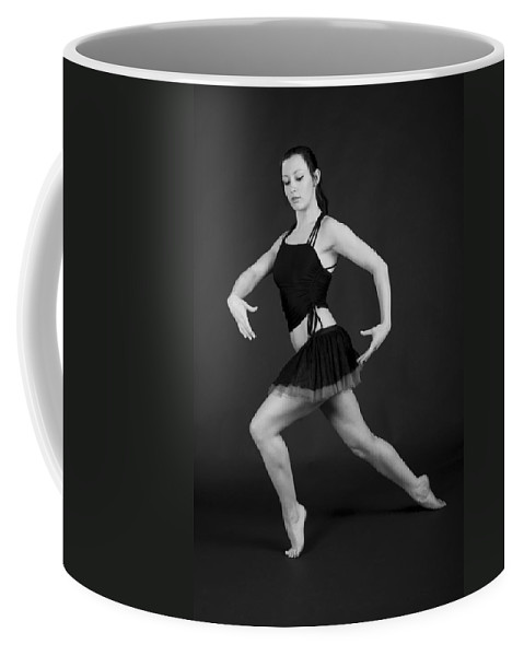 Aberdeen Coffee Mug featuring the photograph Grace And Power by Howard Kennedy