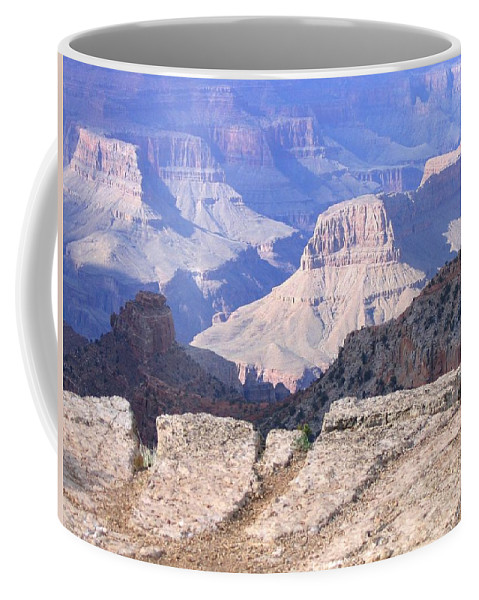 Grand Canyon Coffee Mug featuring the photograph Grand Canyon 17 by Will Borden