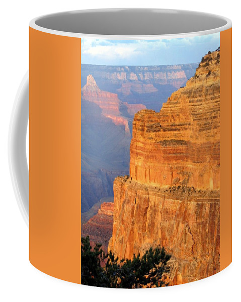 Grand Canyon Coffee Mug featuring the photograph Grand Canyon 27 by Will Borden