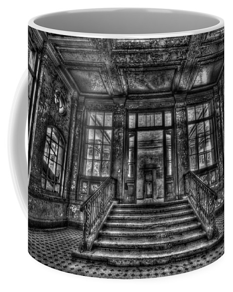 Arches Coffee Mug featuring the photograph Grand Entrance by Nathan Wright