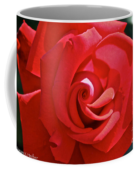 Outdoors Coffee Mug featuring the photograph Grande Amore by Susan Herber