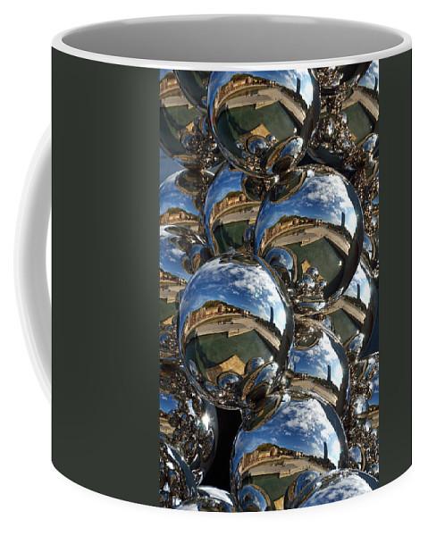 Guggenheim Coffee Mug featuring the photograph Guggenheim Museum Bilbao - 4 by RicardMN Photography