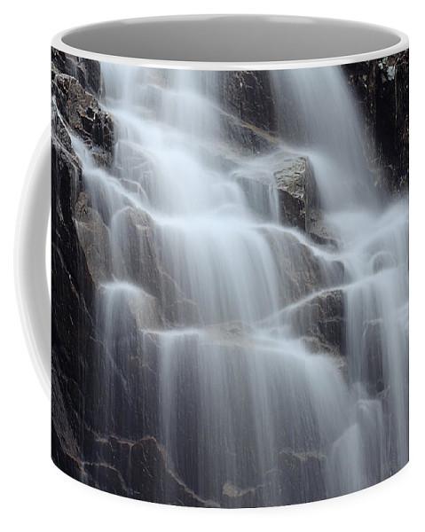 Acadia Photographs Coffee Mug featuring the photograph Hadlock Falls II by Rick Berk