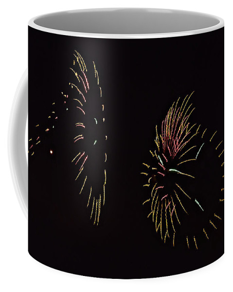 Empire State Building Coffee Mug featuring the photograph Have A Fifth On The Fourth by Susan Candelario