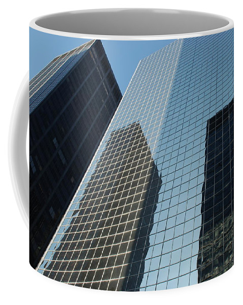 Window Coffee Mug featuring the photograph How Many Towers by Richard Bryce and Family