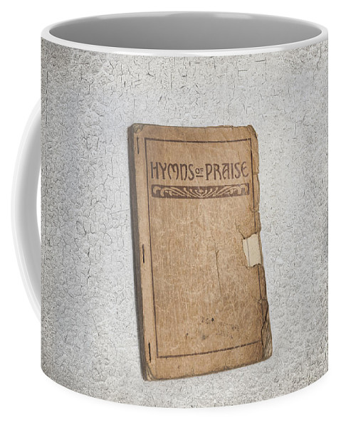 Hymnal Coffee Mug featuring the photograph Hymnal by David Arment