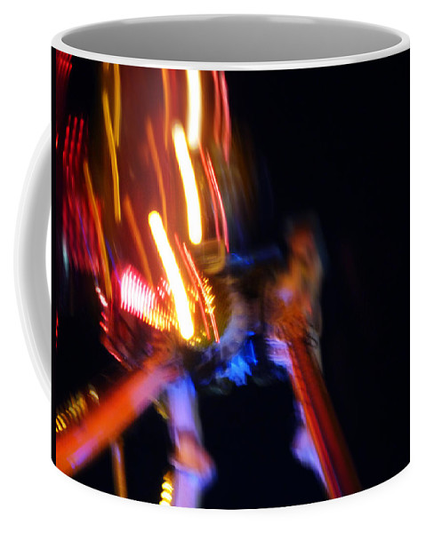 Skellig Coffee Mug featuring the photograph Icarus Or Skellig by Charles Stuart