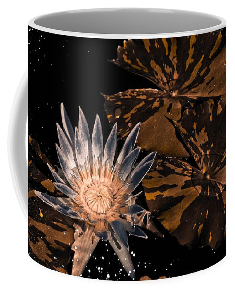 Water Coffee Mug featuring the photograph Imagine by Trish Tritz