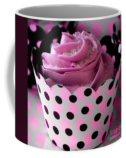 Pink Coffee Mug featuring the photograph In The Pink by Jim And Emily Bush