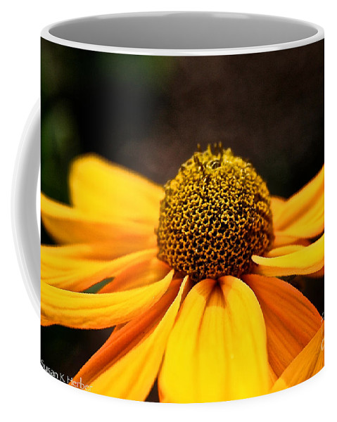 Plant Coffee Mug featuring the photograph Indian Summer by Susan Herber