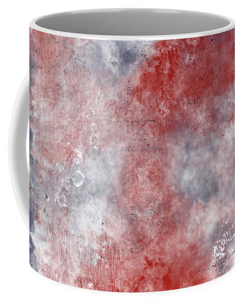 Inkheart Coffee Mug featuring the painting Inkheart by Christopher Gaston