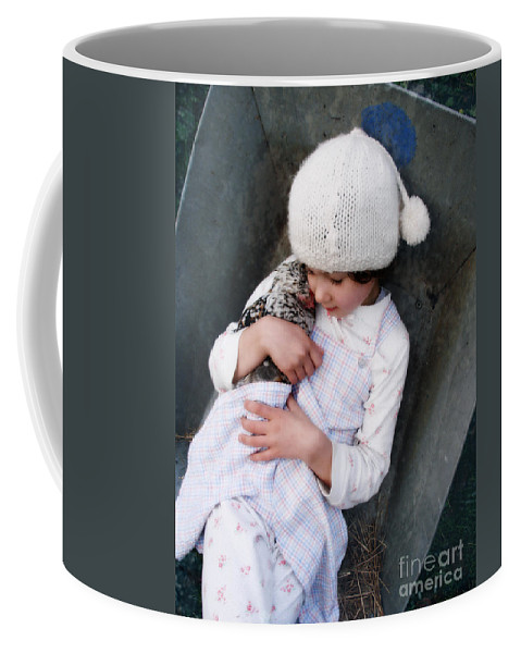 People Coffee Mug featuring the photograph Innocence Is Bliss by Jay Taylor
