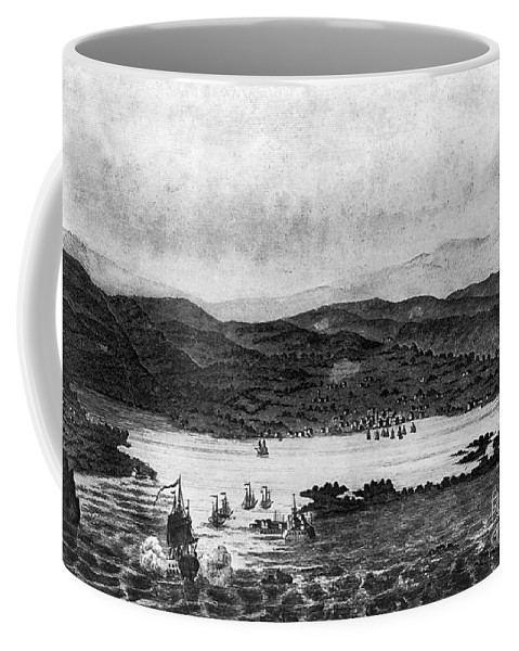 1780 Coffee Mug featuring the photograph Jamaica: Port Royal by Granger
