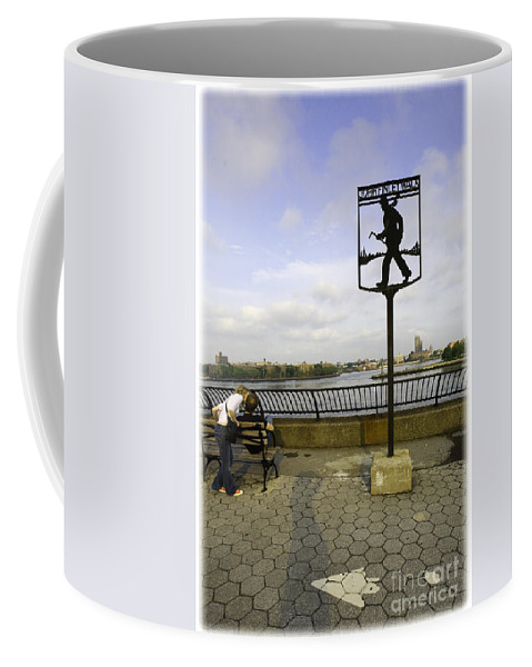 John Finley Walk Coffee Mug featuring the photograph John Finley Walk V by Madeline Ellis