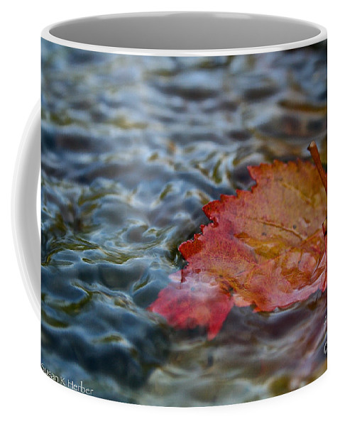 Outdoors Coffee Mug featuring the photograph Journey by Susan Herber