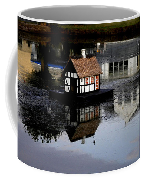 Colette Coffee Mug featuring the photograph Joy By Lake by Colette V Hera Guggenheim