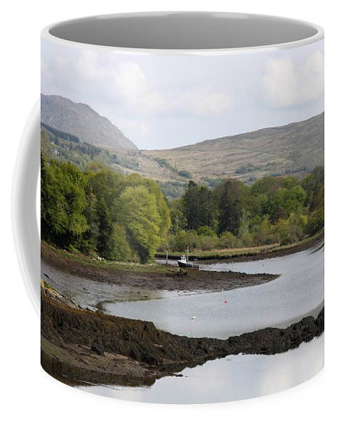 Kenmare Bay Coffee Mug featuring the photograph Kenmare Bay I by Christiane Schulze Art And Photography