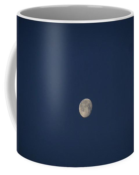 Moon Coffee Mug featuring the photograph La Luna by Jonathan Barnes