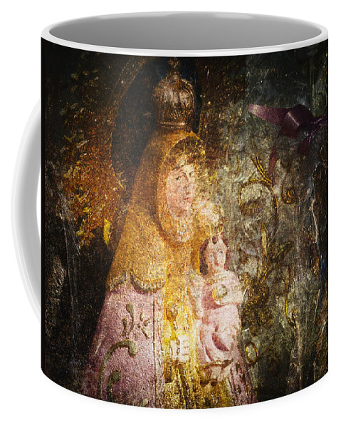 Religious Coffee Mug featuring the photograph Lady by Skip Nall