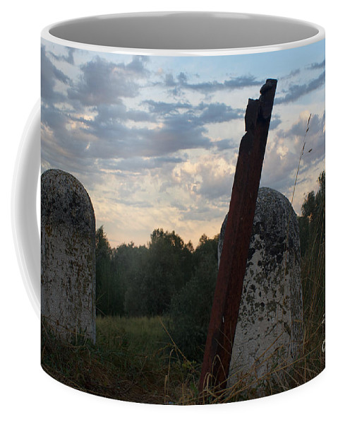 Storm Coffee Mug featuring the photograph Life After People by Donato Iannuzzi