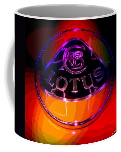 Lotus Coffee Mug featuring the photograph Lotus by George Pedro