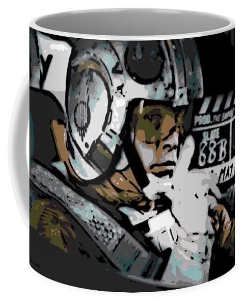 Luke Skywalker Coffee Mug featuring the photograph Luke Take 1 by George Pedro