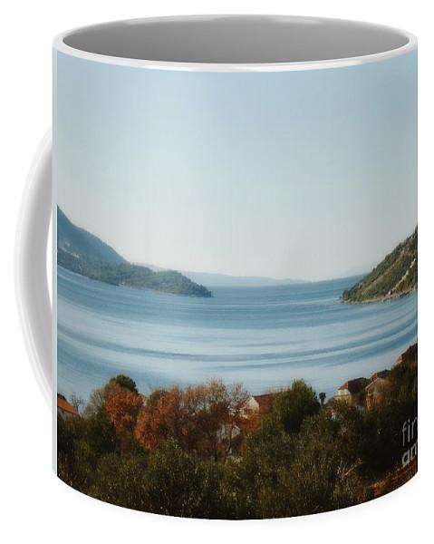 Linda De La Rosa Coffee Mug featuring the photograph Meditate by De La Rosa Concert Photography