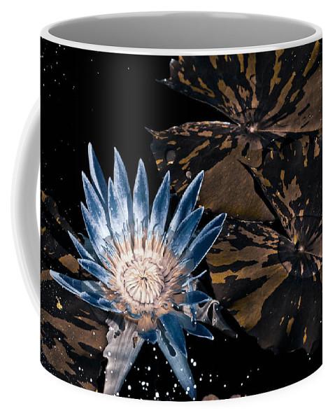 Water Coffee Mug featuring the photograph Midnight Train To Georgia by Trish Tritz