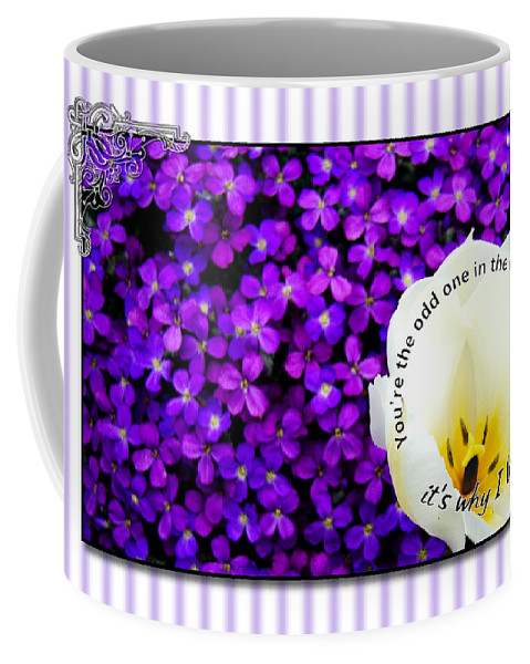 Greeting Card Coffee Mug featuring the digital art Moms Day Humor Card by Susan Kinney