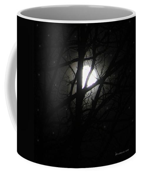 Ericamaxine Coffee Mug featuring the photograph Moon by Ericamaxine Price
