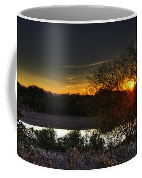 Sunrise Coffee Mug featuring the photograph Morning Glory by Saija Lehtonen