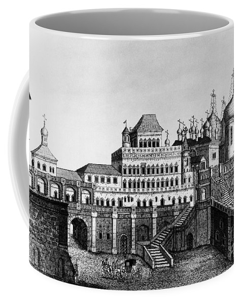18th Century Coffee Mug featuring the photograph Moscow: Terem Palace by Granger