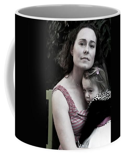 Mother Coffee Mug featuring the photograph Motherhood by Lorraine Devon Wilke