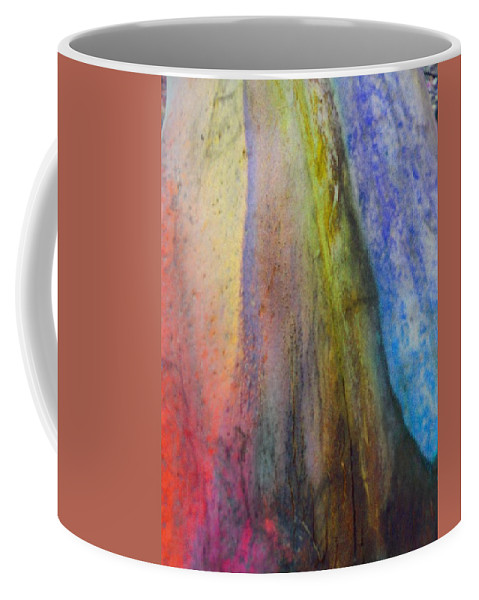 Nature Coffee Mug featuring the digital art Move On by Richard Laeton